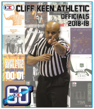 Cliff Keen officials