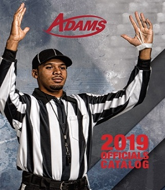 Adams Officials Catalog