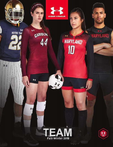 Under Armour Fall/Winter 2019 Team