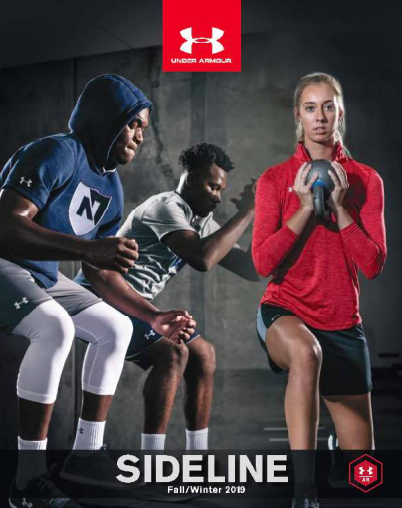 Under Armour Fall/Winter 2019 Sidelines